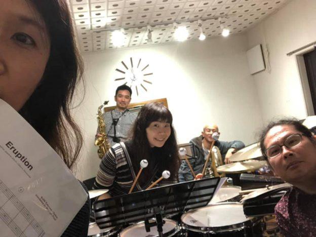 東京現音計画#12練習始動